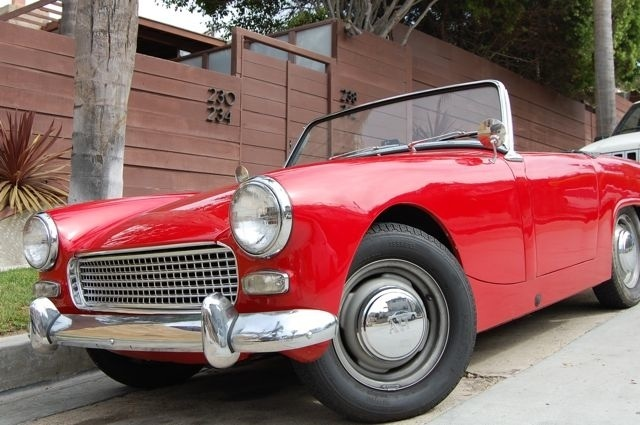 Picture of 1964 Austin-Healey Sprite