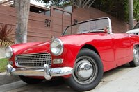 1964 Austin-Healey Sprite Picture Gallery
