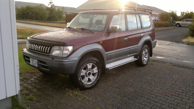 Picture of 1997 Toyota Land Cruiser Prado