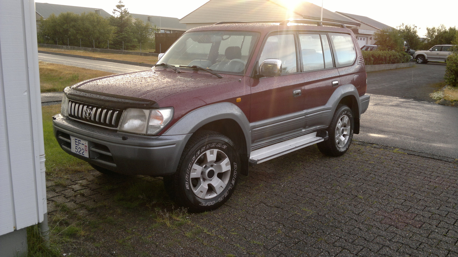 1997 Toyota Land Cruiser Prado picture