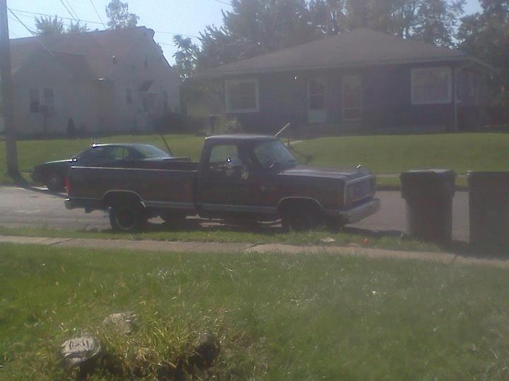 1988 Dodge RAM 150 Long Bed picture