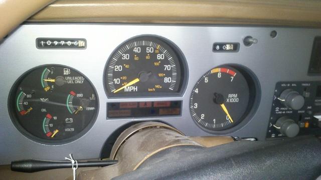 Picture of 1987 Pontiac Sunbird, interior, gallery_worthy