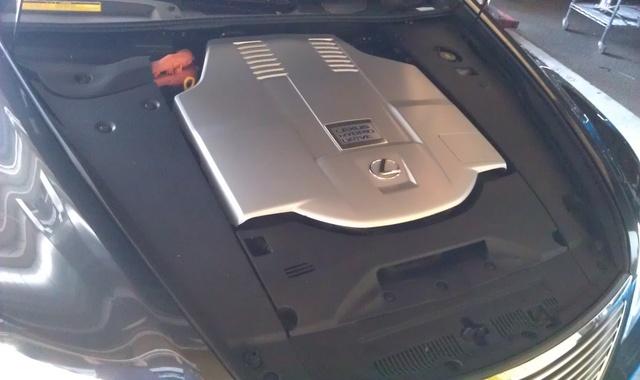 2009 Lexus LS 600h L