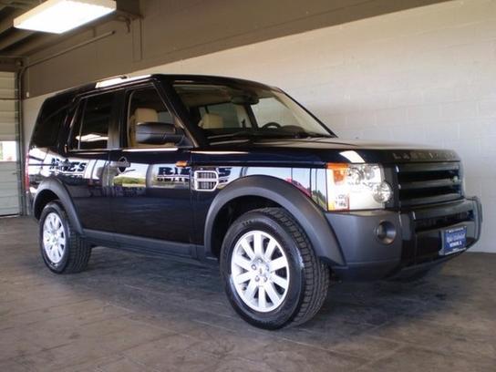 2005 land rover lr3 hse gas mileage. Black Bedroom Furniture Sets. Home Design Ideas