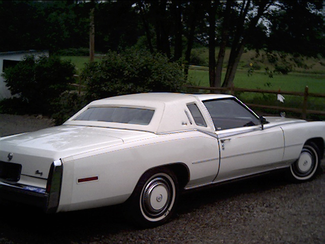 1977 cadillac eldorado overview cargurus. Black Bedroom Furniture Sets. Home Design Ideas