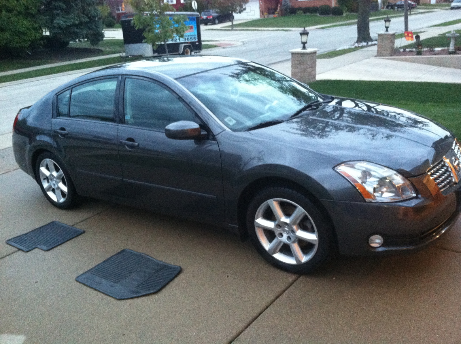 picture of 2006 nissan maxima 3 5 se exterior. Black Bedroom Furniture Sets. Home Design Ideas