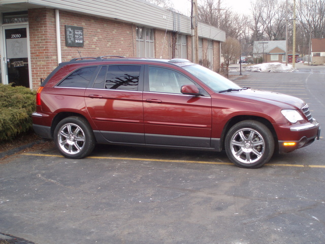 2007 chrysler pacifica touring s package cafemomma owns this chrysler. Cars Review. Best American Auto & Cars Review