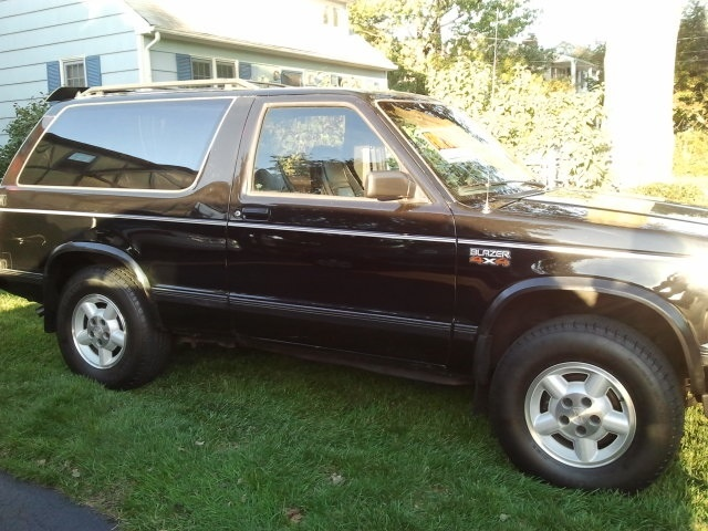 Picture of 1988 Chevrolet S-10 Blazer, exterior, gallery_worthy