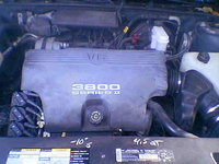 Picture of 1995 Buick Riviera Coupe, engine