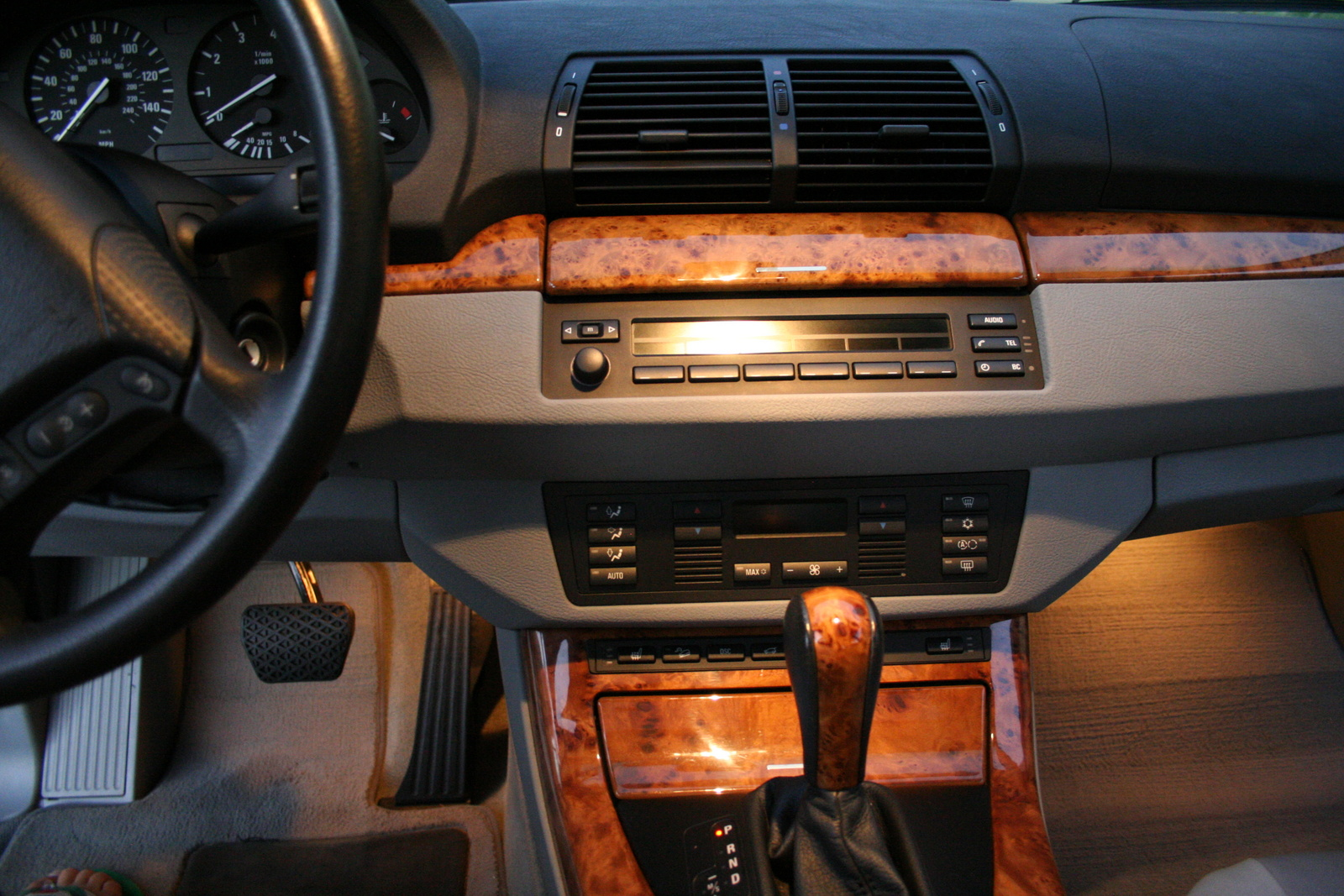 2002 Bmw X5 Interior Pictures Cargurus