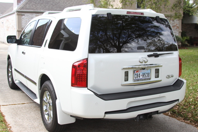 Picture of 2006 INFINITI QX56 4WD, exterior, gallery_worthy