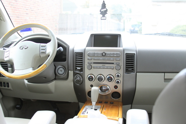 Picture of 2006 INFINITI QX56 4WD, interior, gallery_worthy