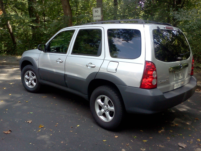 2006 Mazda Tribute Overview Cargurus