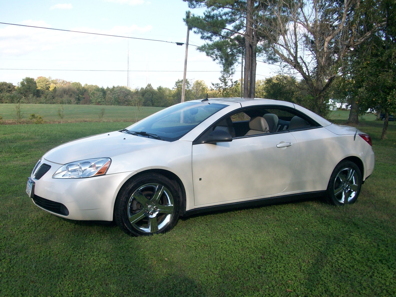 2008 Pontiac G6 Gt For Sale