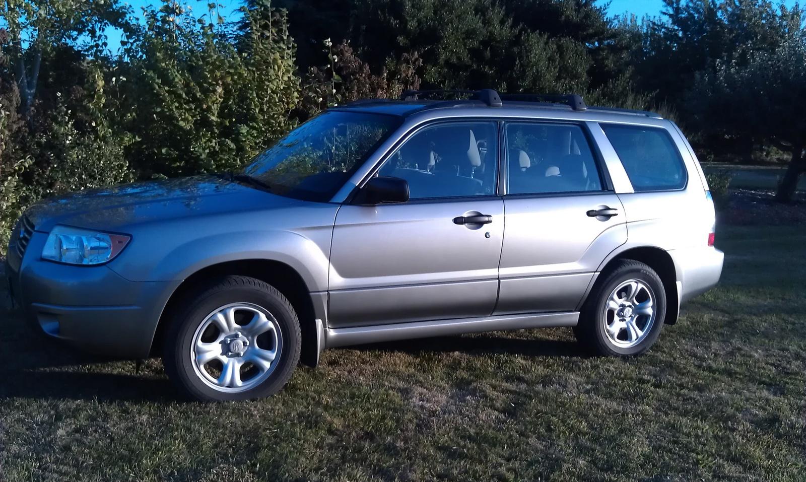 2007 Subaru Forester Pictures Cargurus