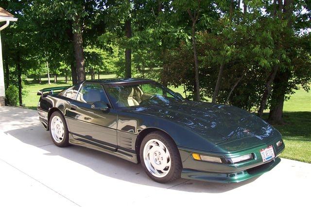 Picture of 1992 Chevrolet Corvette Coupe, exterior