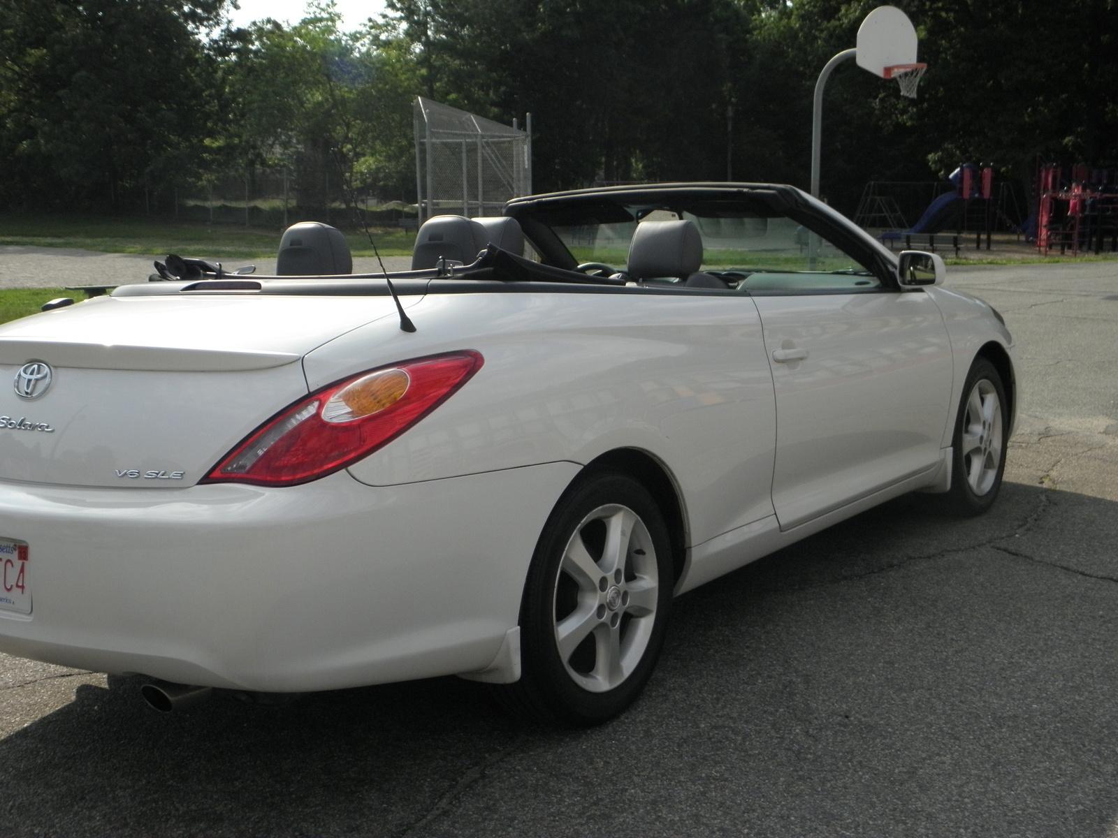 2008 Toyota Camry Solara Sle Convertible For Sale Cargurus Autos Post