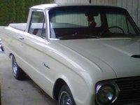 1963 Ford Falcon, RANCHARO, exterior