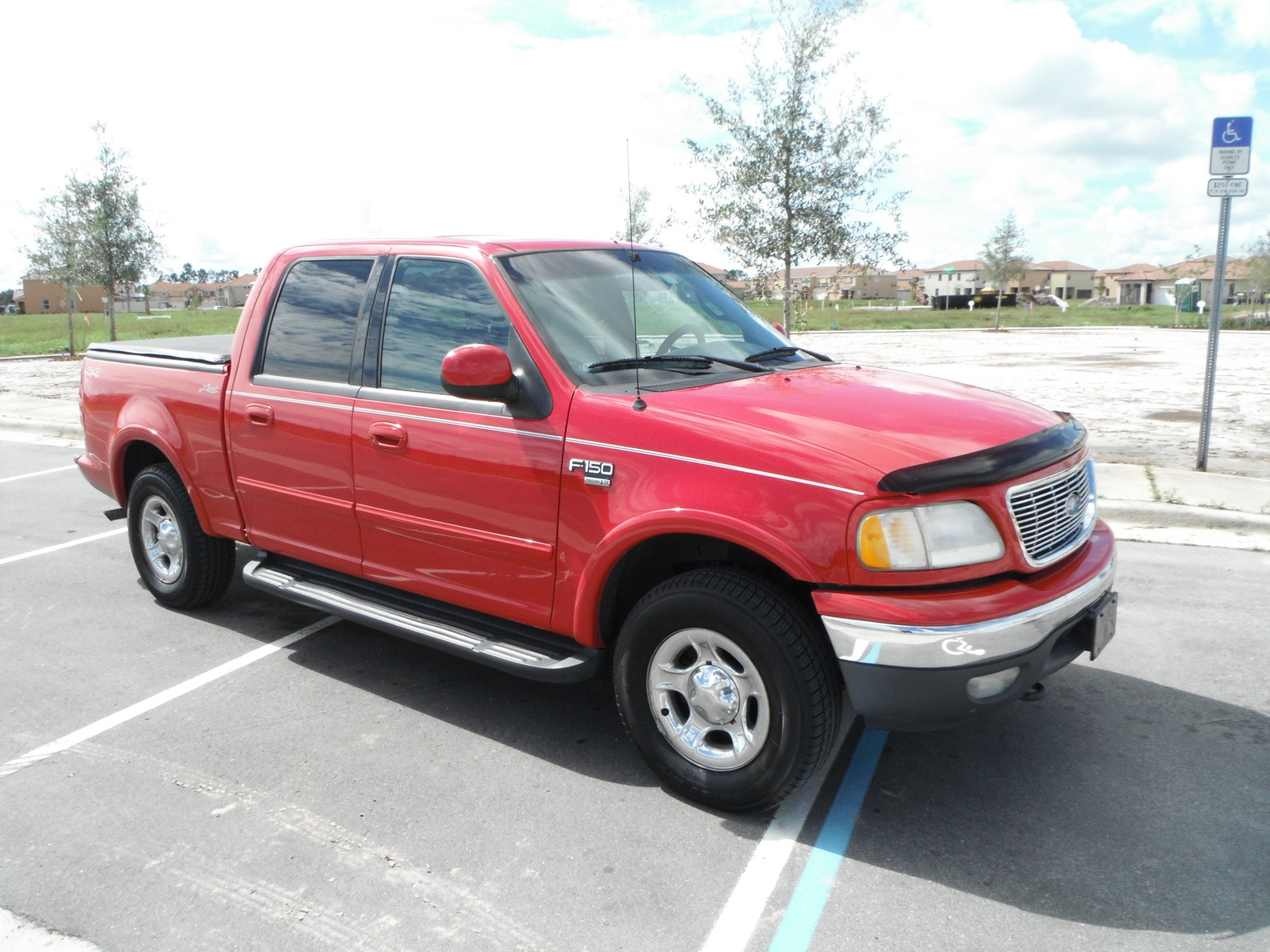 2001 ford f 150 supercrew detailed pricing and html autos weblog. Black Bedroom Furniture Sets. Home Design Ideas