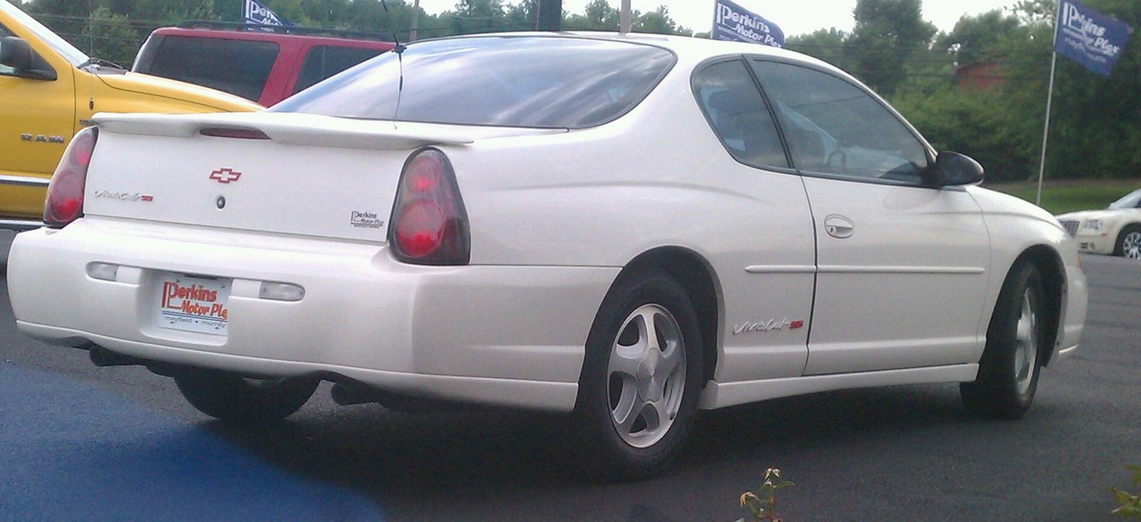 2001 Chevrolet Monte Carlo SS - Pictures - Picture of 2001 Chevrolet ...