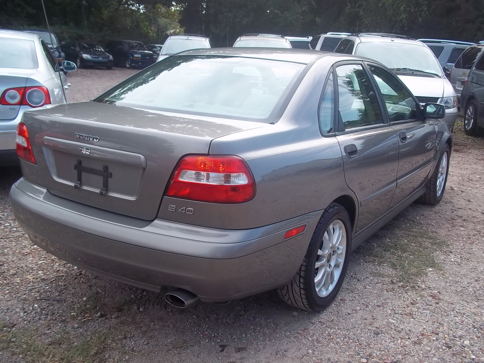 Picture of 2004 volvo s40 2 4i 2004 5 exterior