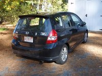 Picture of 2008 Honda Fit Sport, exterior, gallery_worthy