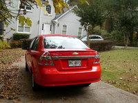 Picture of 2009 Chevrolet Aveo LT, exterior