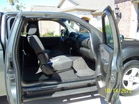 Picture of 2005 Nissan Frontier 4 Dr LE King Cab SB, interior