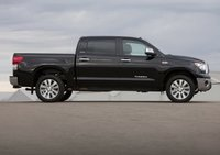 2013 Toyota Tundra, Side View copyright AOL Autos., exterior, manufacturer