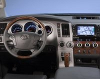 2013 Toyota Tundra, Steering Wheel copyright AOL Autos., manufacturer, interior