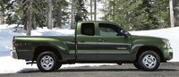 2013 Toyota Tacoma, Side View., exterior, manufacturer