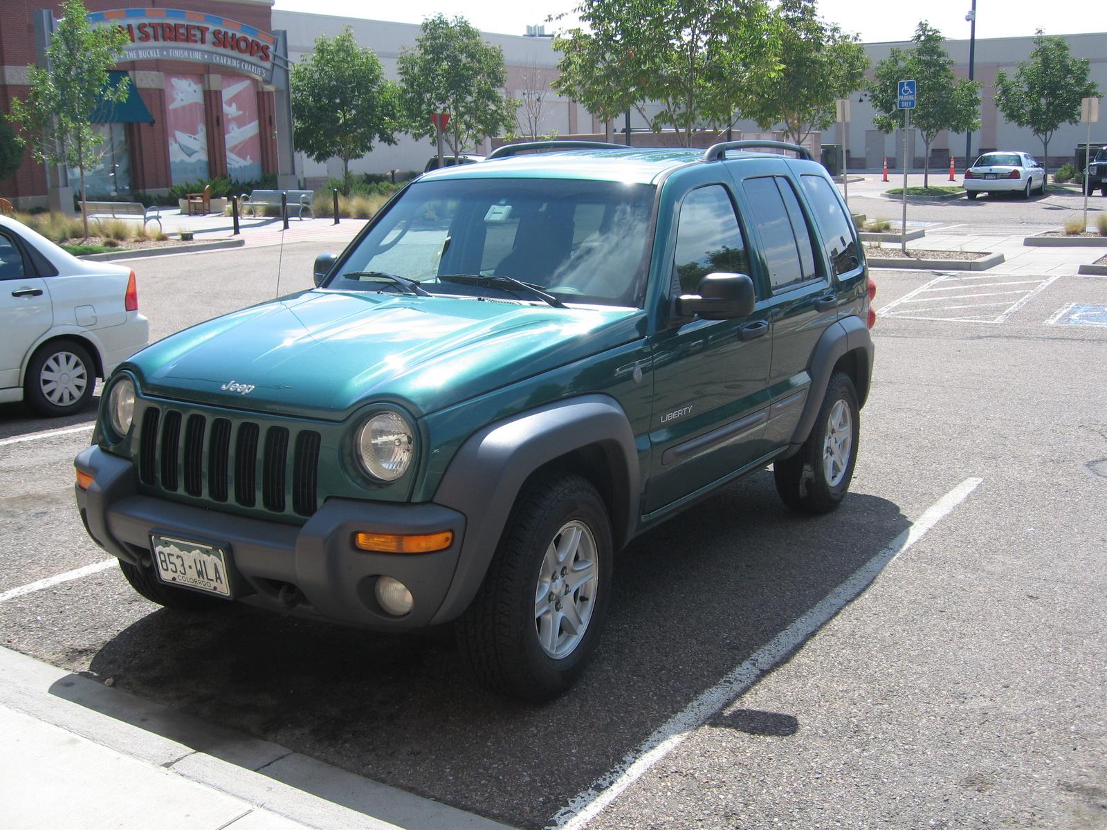 Jeep Liberty 2004 Sport 2004 Jeep Liber...