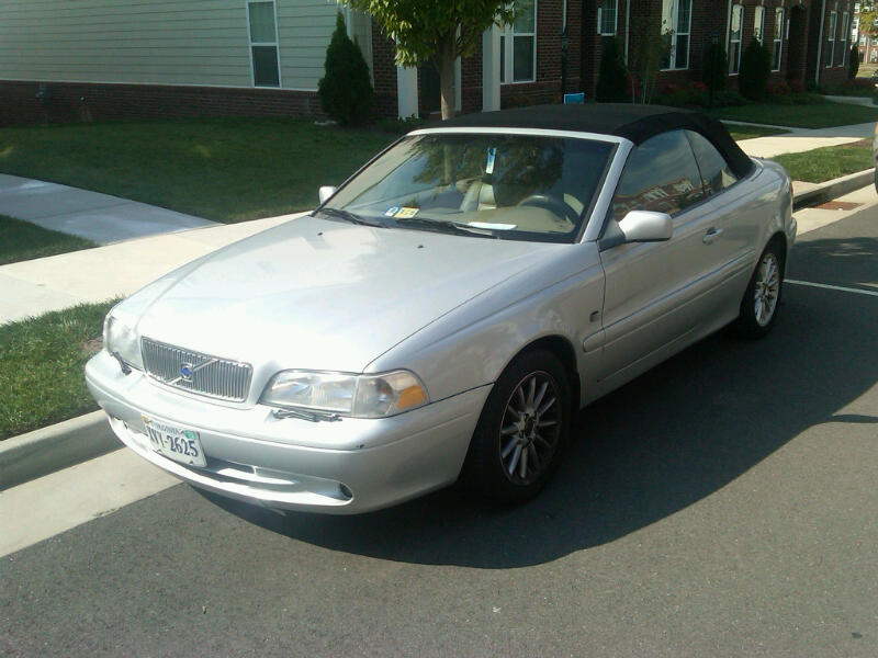 Picture of 2000 Volvo C70 2 Dr LT Turbo Convertible