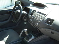 Picture Of 2008 Honda Civic Coupe LX, Interior, Gallery_worthy