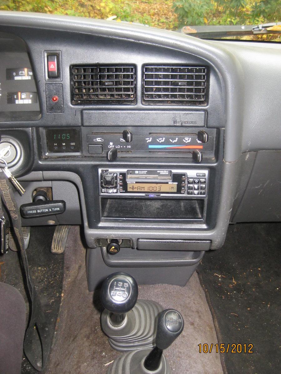1994 Toyota Pickup Pictures Cargurus