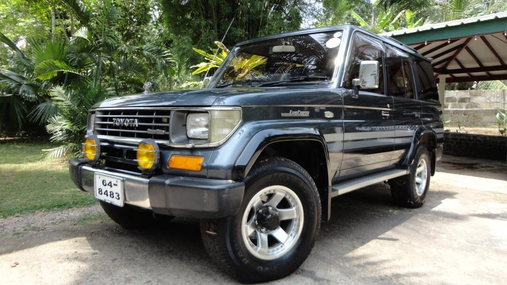 1992 Toyota Land Cruiser Prado Overview Cargurus