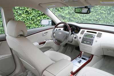 2006 Hyundai Azera Pictures Cargurus