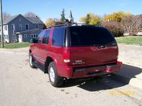 Picture of 2000 Chevrolet Blazer 4 Door LS 4WD, exterior