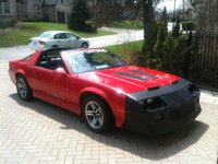 Picture of 1986 Chevrolet Camaro Z28 Coupe RWD, exterior, gallery_worthy