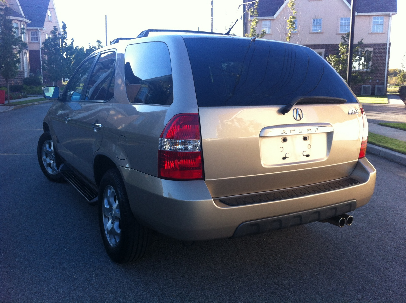 2002 Acura MDX - Pictures - Picture of 2002 Acura MDX Tour ...