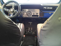 Picture of 1979 Jeep CJ7, interior