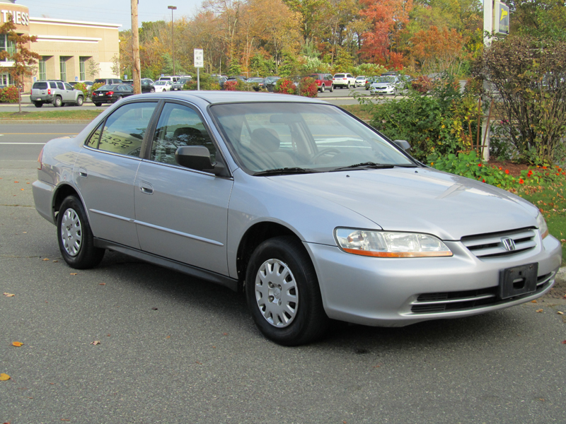 Picture of 2002 Honda Accord Value Package, exterior