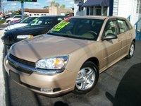 Picture of 2005 Chevrolet Malibu Maxx 4 Dr LT Hatchback, exterior
