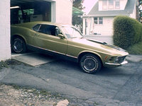Picture of 1970 Ford Mustang Mach 1, exterior, gallery_worthy