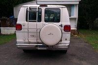 1986 Dodge Ram Van Overview