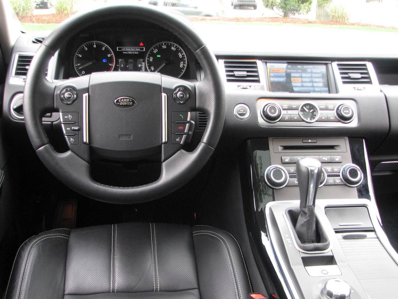 Who Owns Land Rover >> 2010 Land Rover Range Rover Sport - Pictures - CarGurus