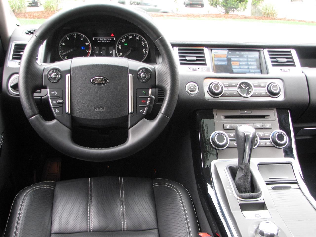 2010 Land Rover Range Rover Sport Pictures Cargurus