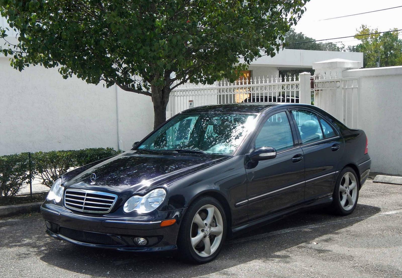 2008 mercedes c230 gas mileage for Mercedes benz gas mileage