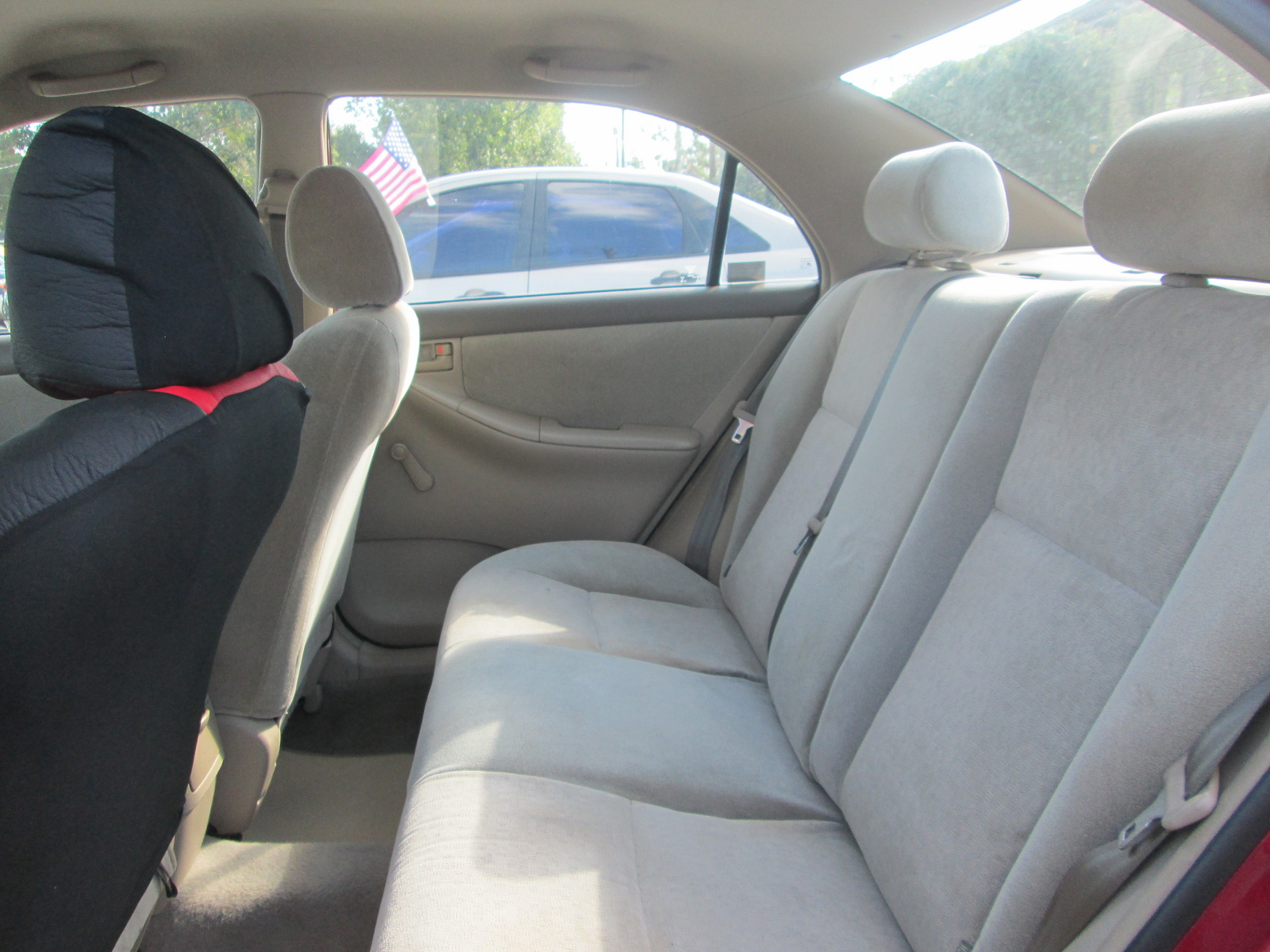 2003 toyota corolla ce interior viewing gallery