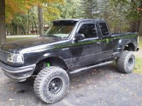 Picture of 1994 Ford Ranger Splash Standard Cab Stepside 4WD SB, exterior, gallery_worthy